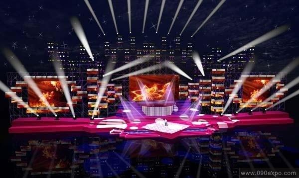 幼儿园表演舞台设计图展示