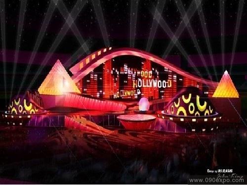 中国第四届好莱坞电影节颁奖典礼