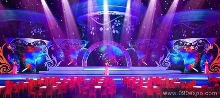 2011贵州春晚舞台设计