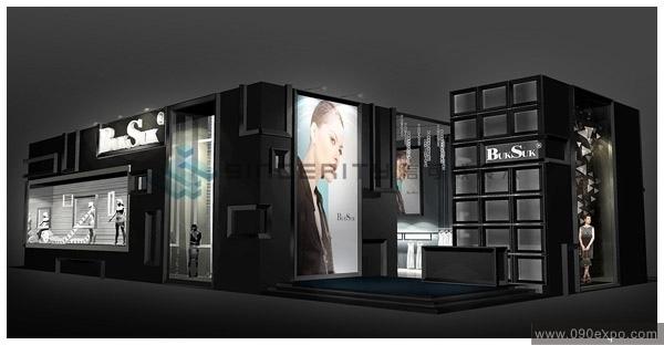 舞台设计 展览设计 效果图设计