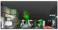 宝丝路B展示厅展位设计