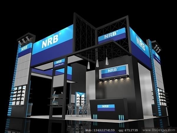舞台设计 展览设计 效果图设计 ex2 067会展3dmax设计模高清图片