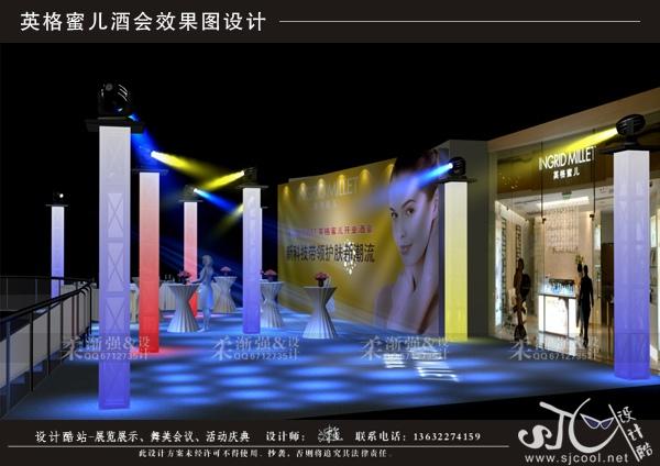 T台选秀舞美设计 话剧演出舞台设计 室外舞台设计效果图 京剧舞台设图片