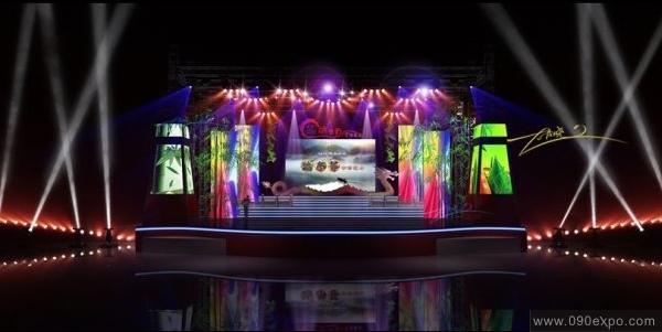 展览展示设计 效果图设计 舞美会议设计 平面图设计