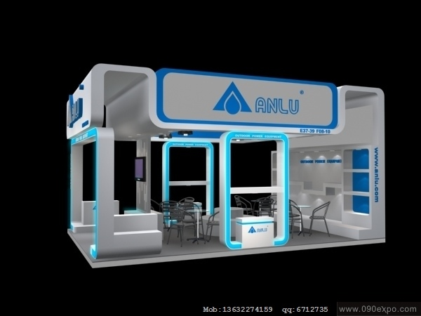ex3-065浙江安露anlu展览设计下载
